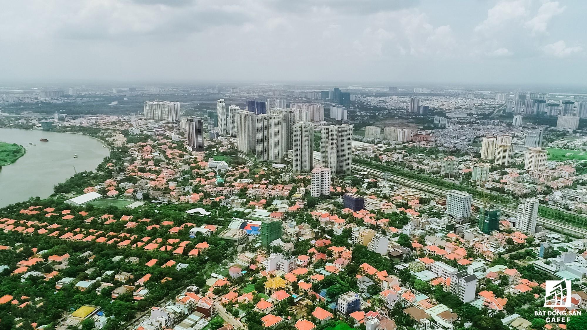Nhà giàu cũng khóc trong những khu biệt thự sang chảnh bậc nhất Sài Gòn - Ảnh 2.