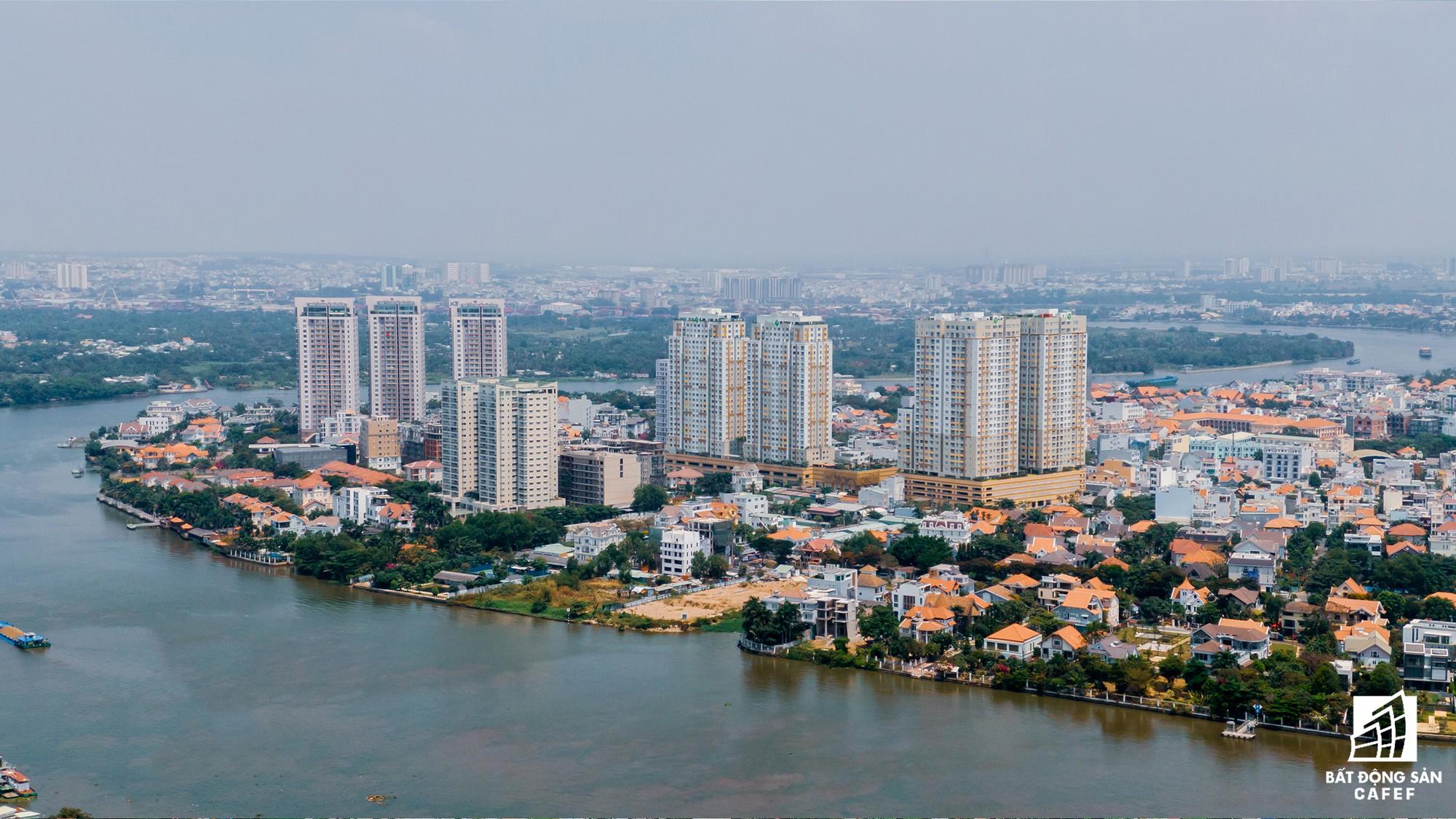 Nhà giàu cũng khóc trong những khu biệt thự sang chảnh bậc nhất Sài Gòn - Ảnh 10.