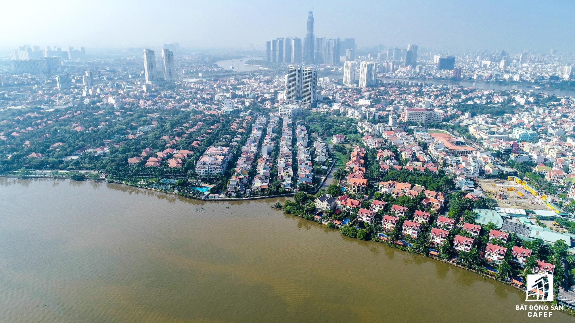Nhà giàu cũng khóc trong những khu biệt thự sang chảnh bậc nhất Sài Gòn - Ảnh 12.