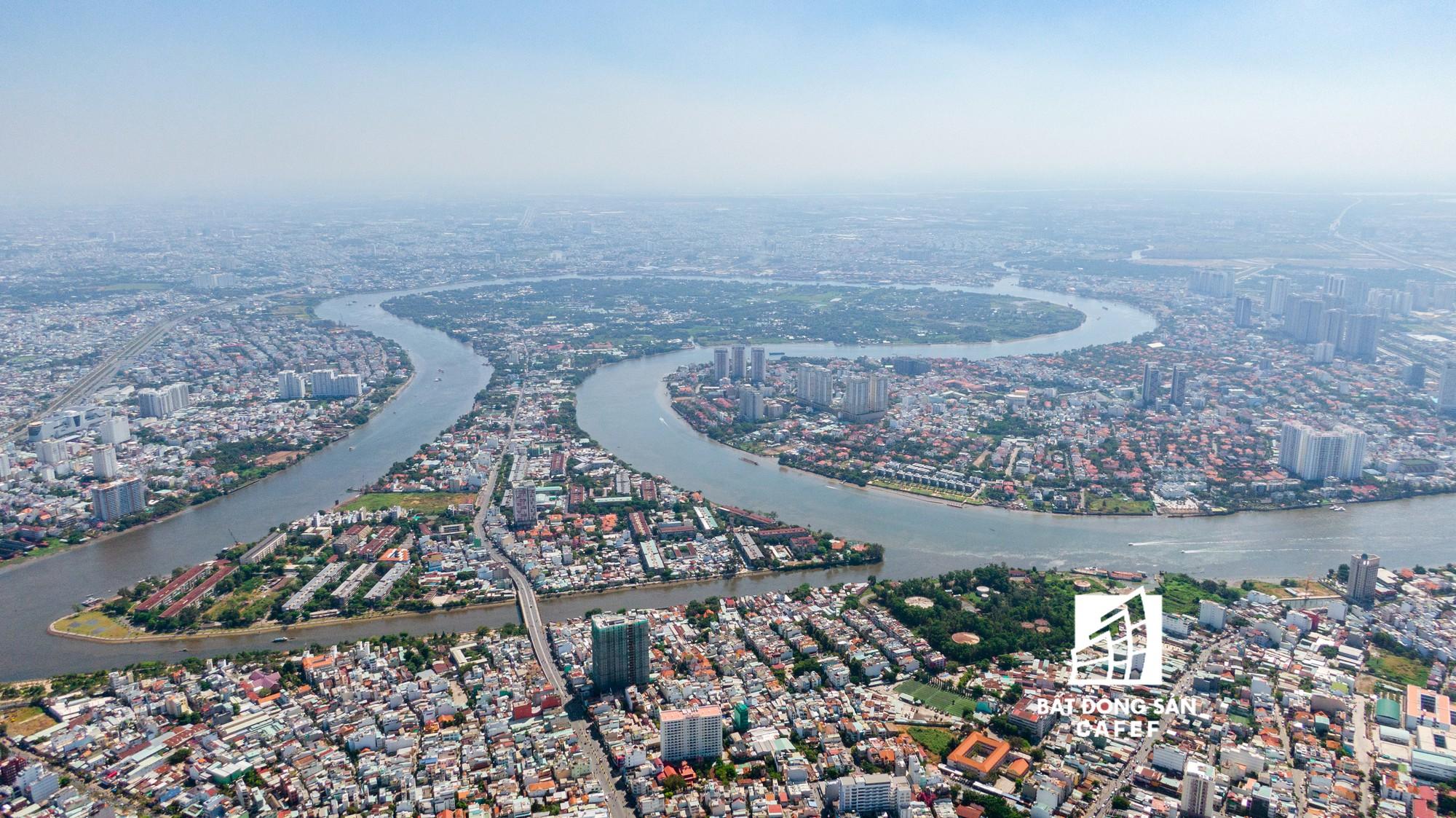 Nhà giàu cũng khóc trong những khu biệt thự sang chảnh bậc nhất Sài Gòn - Ảnh 19.
