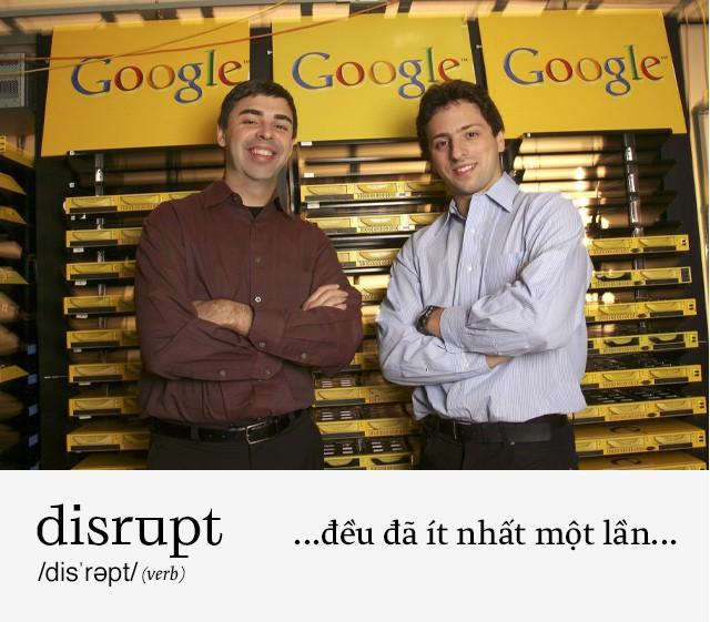 Disrupt: Từ tiếng Anh mà bạn buộc phải hiểu để lý giải sự vĩ đại của Apple, Google hay Microsoft - Ảnh 7.
