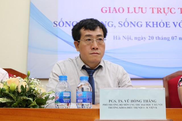 Ung thư tại Việt Nam đang gia tăng: Chuyên gia Bạch Mai chỉ 10 dấu hiệu phát hiện sớm - Ảnh 1.