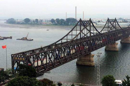 Mỹ truy tố 4 công dân và công ty Trung Quốc làm việc với Triều Tiên - Ảnh 1.