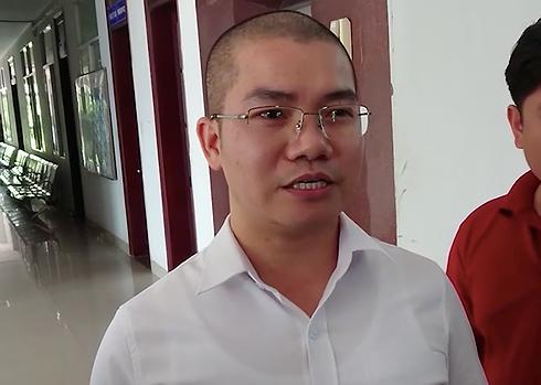 """Chủ tịch Địa ốc Alibaba lại bị mời làm việc vụ """"lộng ngôn"""" với chủ tịch xã - Ảnh 1."""