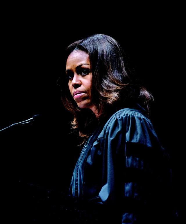 """Chuyện tình cựu Tổng thống Obama: Từ """"gã – được – thổi – phồng"""" đến ông chủ Nhà Trắng và công cuộc tán tỉnh công phu của những người có EQ cao - Ảnh 11."""