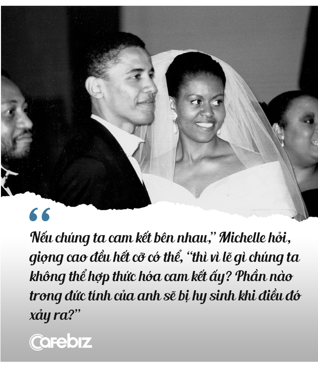"""Chuyện tình cựu Tổng thống Obama: Từ """"gã – được – thổi – phồng"""" đến ông chủ Nhà Trắng và công cuộc tán tỉnh công phu của những người có EQ cao - Ảnh 5."""