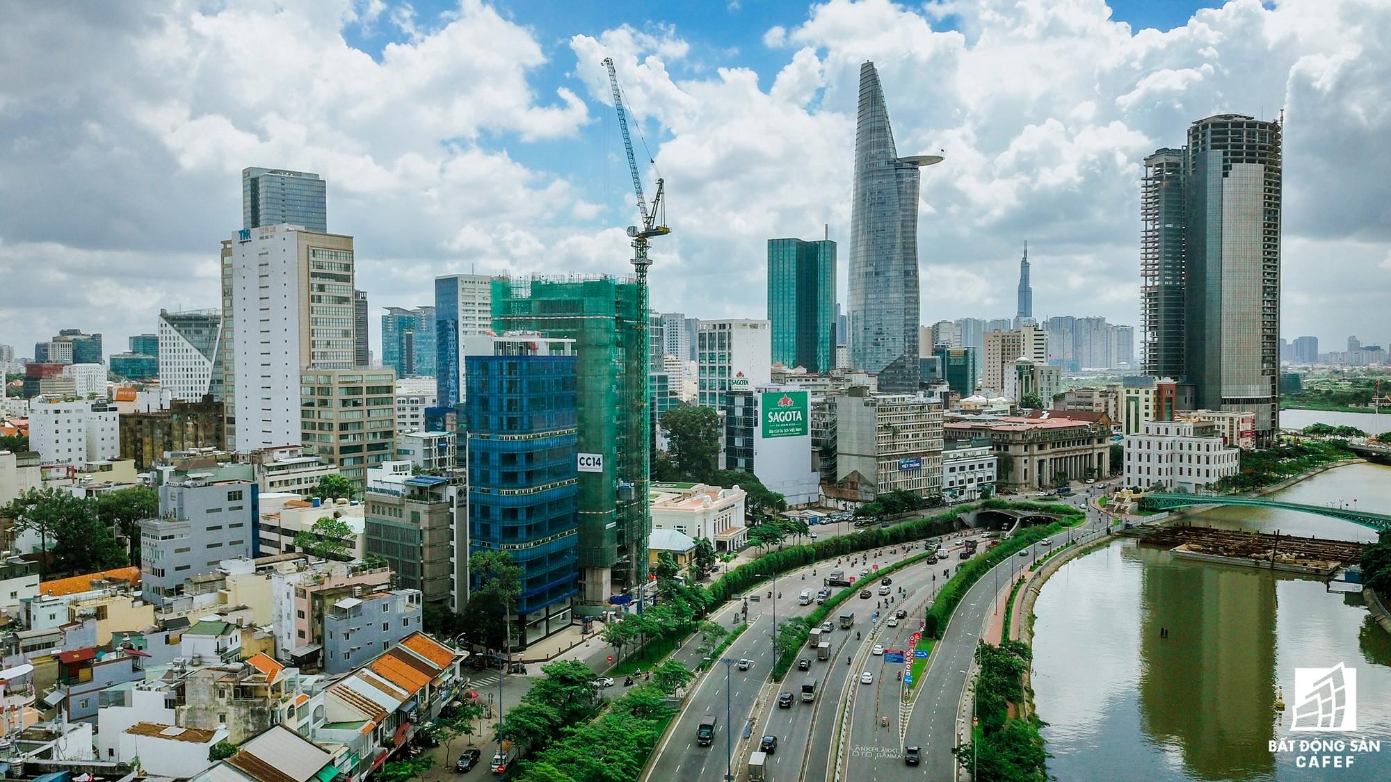 Những cửa ngõ ra vào trung tâm Sài Gòn đang bị 'bóp nghẹt' như thế nào? - Ảnh 7.