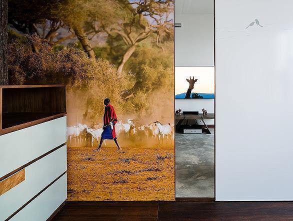 Căn hộ chật hẹp bỗng đẹp miễn chê nhờ thiết kế nội thất thông minh - Ảnh 6.