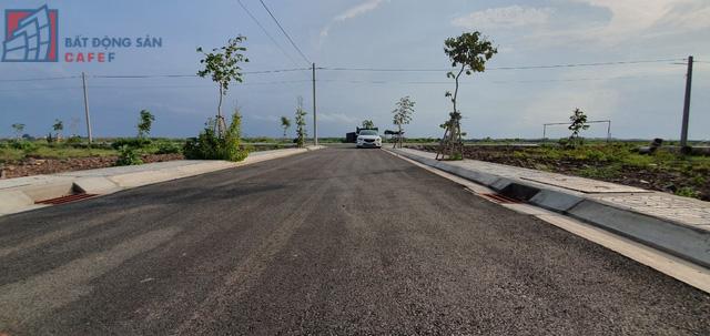 Thị trường BĐS Long Thành nhộn nhịp nhờ sân bay, cao tốc - Ảnh 1.