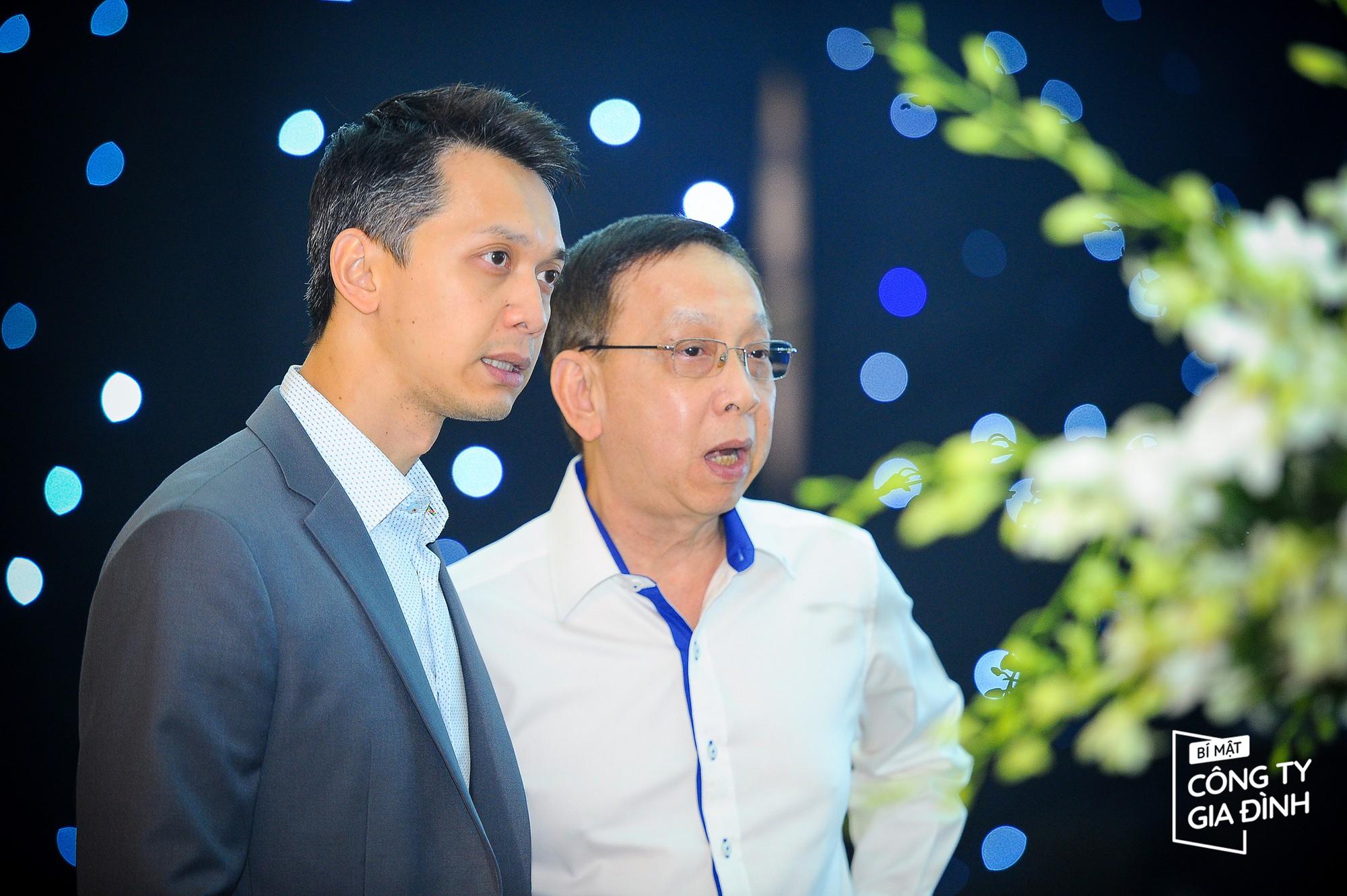Trần Hùng Huy: Vị Chủ tịch ngân hàng đặc biệt nhất Việt Nam - Ảnh 16.