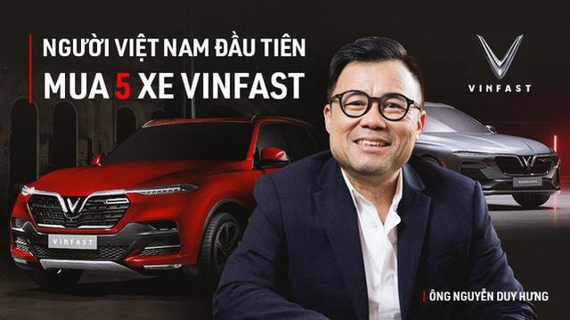 Đại gia chứng khoán khen VinFast Lux SA2.0 hơn cả một chiếc xe - Ảnh 1.