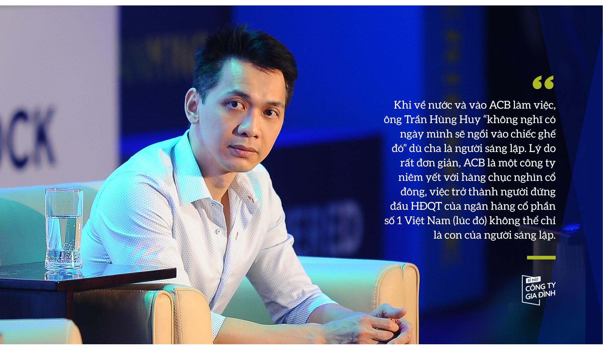 Trần Hùng Huy: Vị Chủ tịch ngân hàng đặc biệt nhất Việt Nam - Ảnh 10.