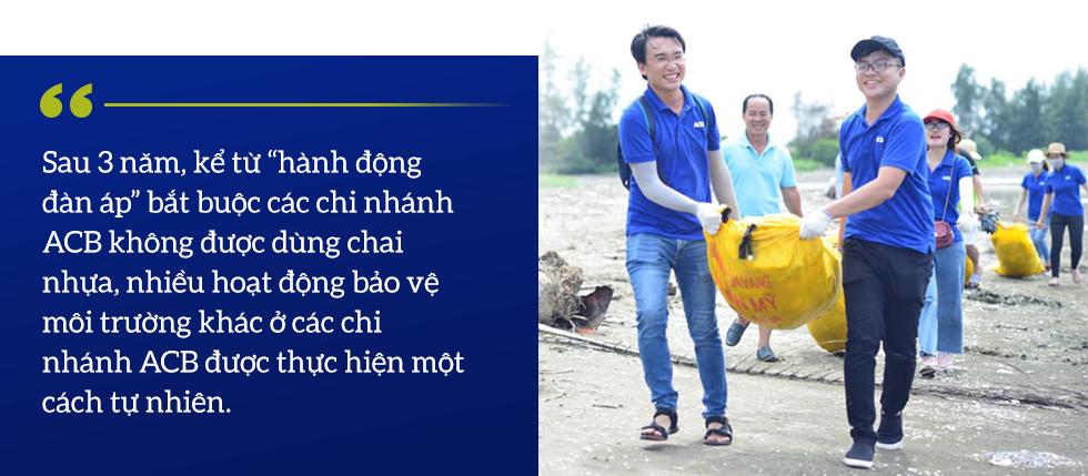 Trần Hùng Huy: Vị Chủ tịch ngân hàng đặc biệt nhất Việt Nam - Ảnh 5.