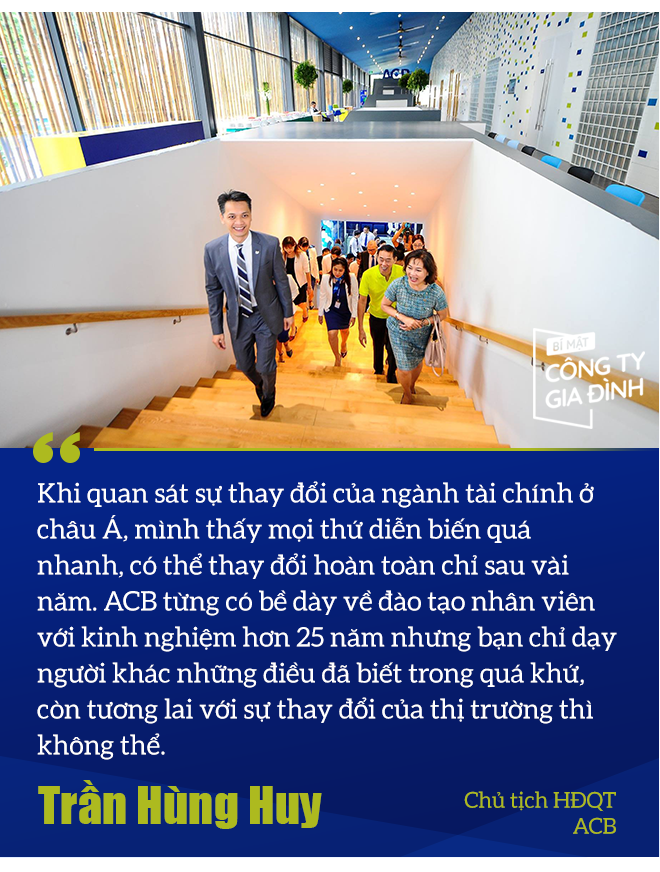 Trần Hùng Huy: Vị Chủ tịch ngân hàng đặc biệt nhất Việt Nam - Ảnh 13.