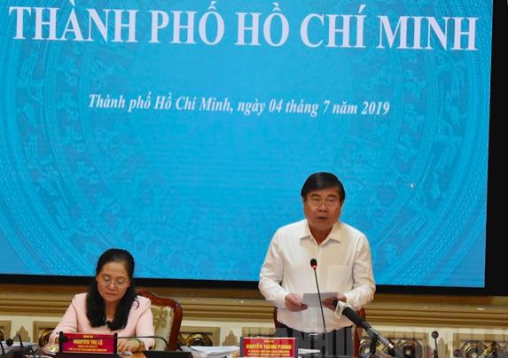 Chủ tịch UBND TP.HCM cam kết thực hiện nghiêm kết luận Thủ Thiêm - Ảnh 1.