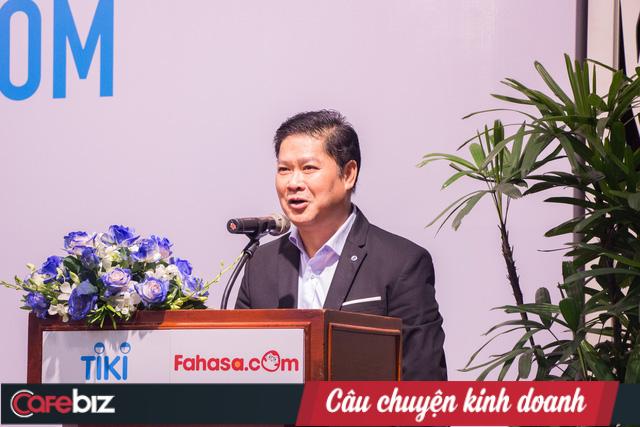 Chủ tịch Fahasa: Hiện tại chưa ai là đối thủ của Fahasa, đối thủ của chúng tôi là những công ty chưa xuất hiện - Ảnh 1.