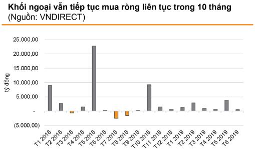 VNDIRECT đánh giá thời điểm khó khăn nhất với thị trường đã qua, VN-Index sẽ vượt 1.000 điểm vào cuối năm 2019 - Ảnh 1.