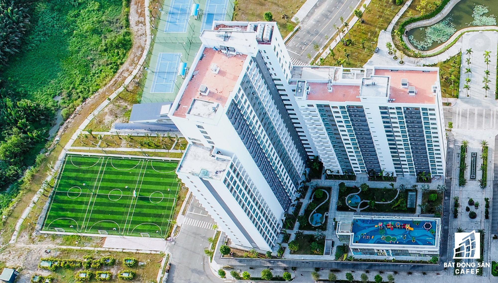 Toàn cảnh khu tái định cư đồ sộ nhất TPHCM, chục nghìn căn hộ không ai ở, bán đấu giá nhiều lần thất bại - Ảnh 19.