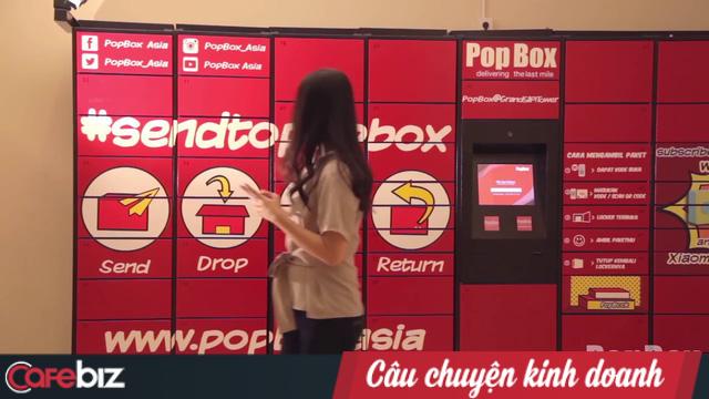 """Khi chúng ta đòi """"tẩy chay"""" BigC, người dân nhiều nước đã không cần đi siêu thị nữa: Mua online, shipper giao hàng đến """"tủ thông minh"""", bạn quét mã lấy đồ là xong! - Ảnh 2."""