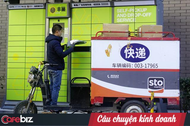 """Khi chúng ta đòi """"tẩy chay"""" BigC, người dân nhiều nước đã không cần đi siêu thị nữa: Mua online, shipper giao hàng đến """"tủ thông minh"""", bạn quét mã lấy đồ là xong! - Ảnh 3."""