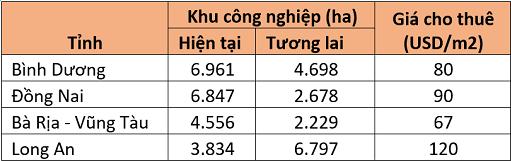 Đánh giá tiềm năng của bất động sản Long An, Đồng Nai, Bà Rịa – Vũng Tàu và Bình Dương - Ảnh 1.