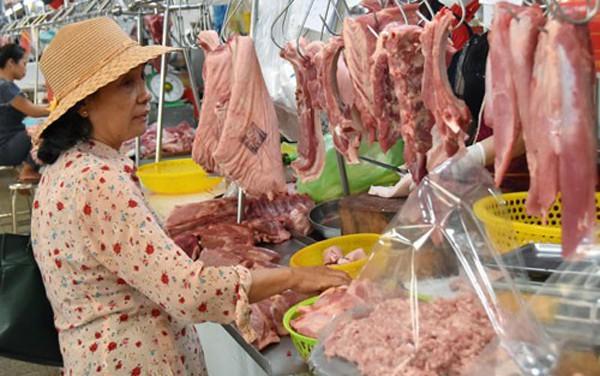 Nguy cơ thiếu thịt lợn vào dịp Tết Nguyên đán sắp tới? - Ảnh 2.
