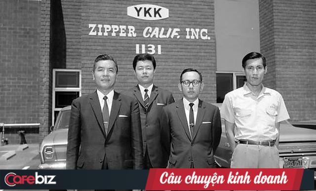 Câu chuyện thần kỳ về YKK - Trùm khóa kéo thống trị 50% thị phần thế giới, gây dựng bởi người học việc trẻ tài năng thừa hưởng một công ty phá sản - Ảnh 2.