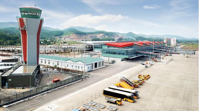 Đầu 2020 sẽ trình Chính phủ Quy hoạch chi tiết sân bay Chu Lai - Ảnh 1.