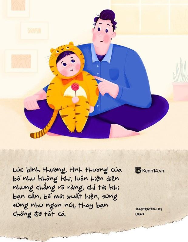 Giữa cuộc đời vạn biến, có một thứ luôn bất biến mang tên tình yêu của bố mẹ - Ảnh 3.