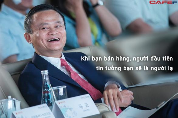 Cùng một món đồ, người quen báo giá 850k, bạn thân bán 830k, người lạ bán 750k, nên mua của ai? Câu trả lời của Jack Ma khiến ai cũng ngỡ ngàng - Ảnh 2.