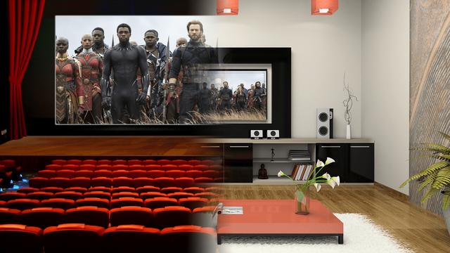 Trận chiến xem phim: Netflix đang thắng thế nhưng các rạp phim cũng phản công lại không vừa - Ảnh 3.