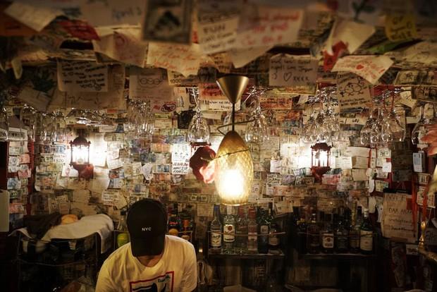 Phố cổ hoàng kim của Tokyo: Nơi 300 nhà hàng cùng nhau trốn thế giới hiện đại, chen chúc trong diện tích bằng nửa sân bóng - Ảnh 8.