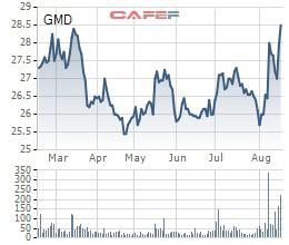 GMD tăng mạnh, VI Fund II đăng ký bán toàn bộ 58 triệu cổ phiếu - Ảnh 1.