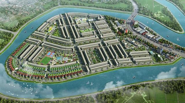 Khu đô thị TNR Stars Diễn Châu chưa đủ điều kiện huy động vốn - Ảnh 1.
