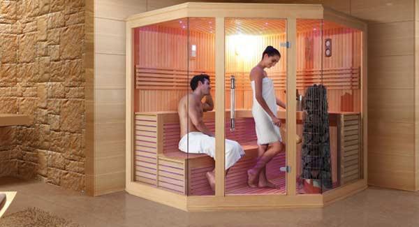 Không dừng lại ở thư giãn, giải tỏa stress, phát hiện mới về lợi ích của tắm xông hơi chắc chắn khiến bạn thích thú hơn thế - Ảnh 1.