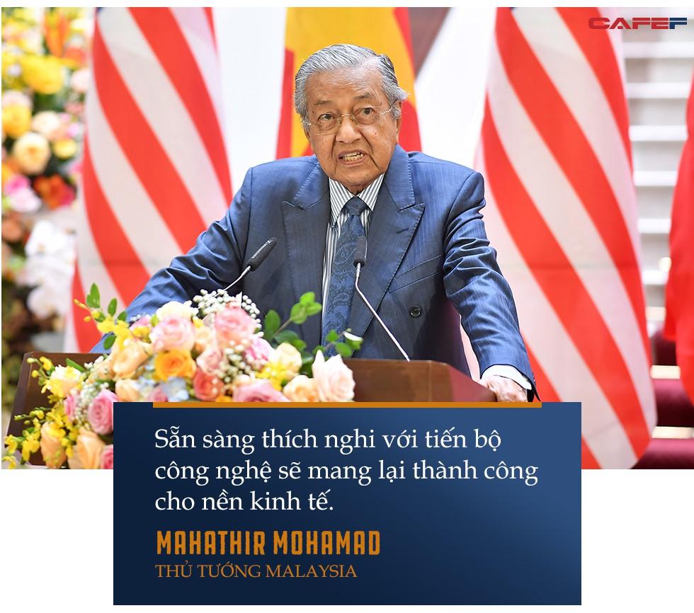 Tầm nhìn 4.0 của vị Thủ tướng huyền thoại 94 tuổi đang thăm chính thức Việt Nam - Ảnh 8.