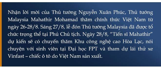 Tầm nhìn 4.0 của vị Thủ tướng huyền thoại 94 tuổi đang thăm chính thức Việt Nam - Ảnh 11.
