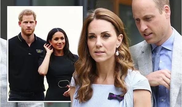 Vợ chồng Công nương Kate đưa ra hành động dứt tình với gia đình em trai Harry và Meghan Markle gây xôn xao dư luận - Ảnh 1.