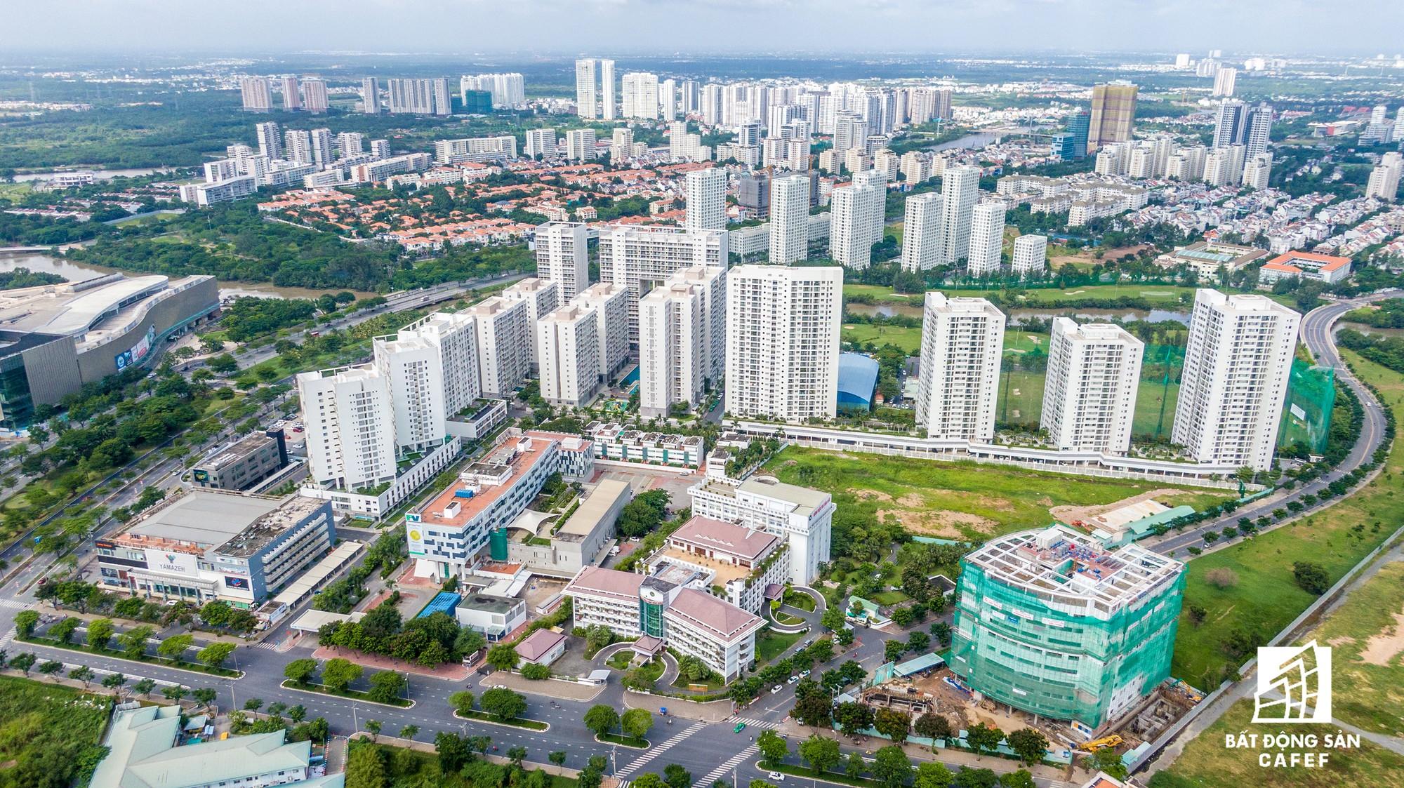 Toàn cảnh đại lộ tỷ đô đã tạo nên một thị trường bất động sản rất riêng cho khu Nam Sài Gòn - Ảnh 13.