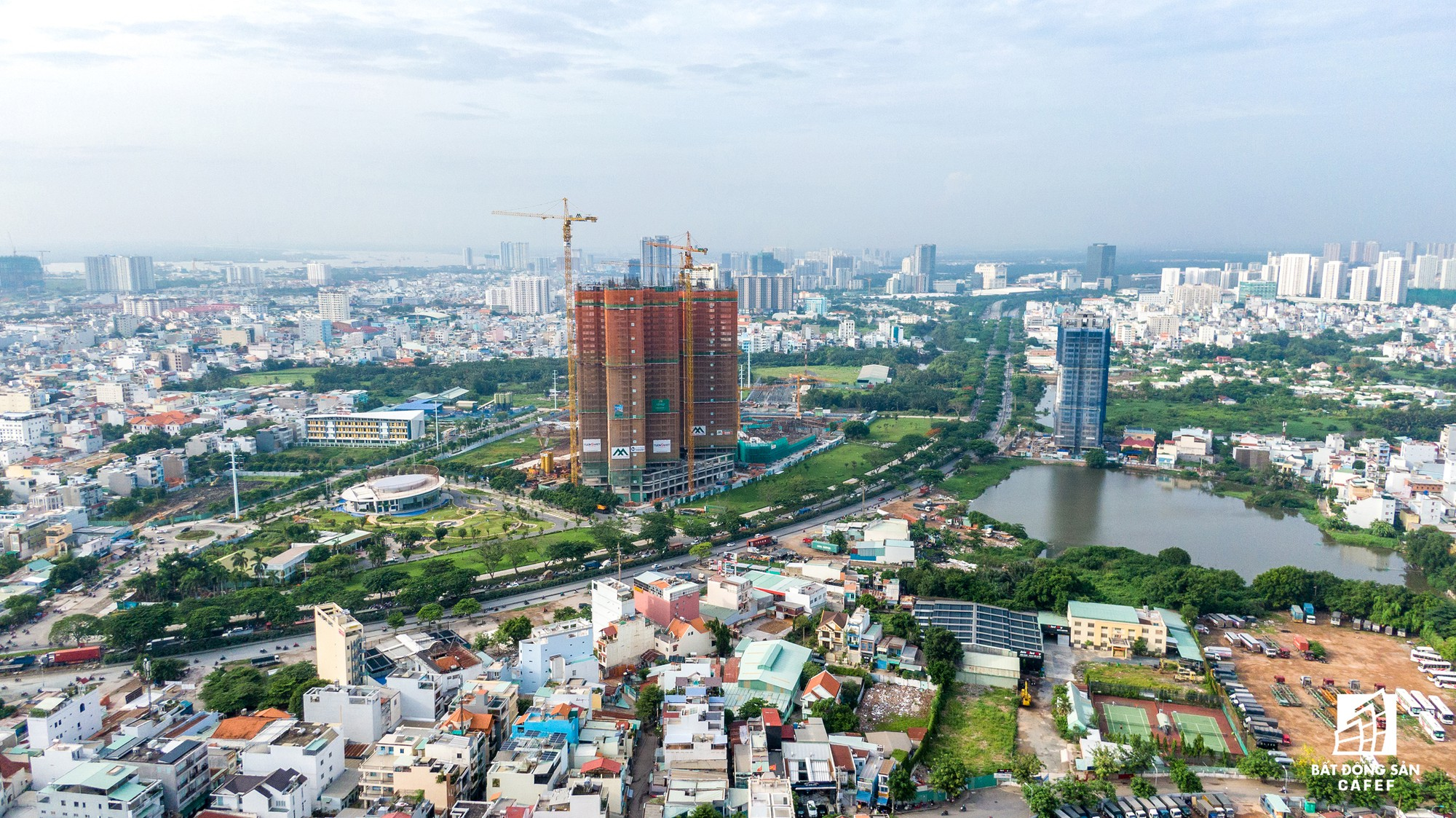 Toàn cảnh đại lộ tỷ đô đã tạo nên một thị trường bất động sản rất riêng cho khu Nam Sài Gòn - Ảnh 16.