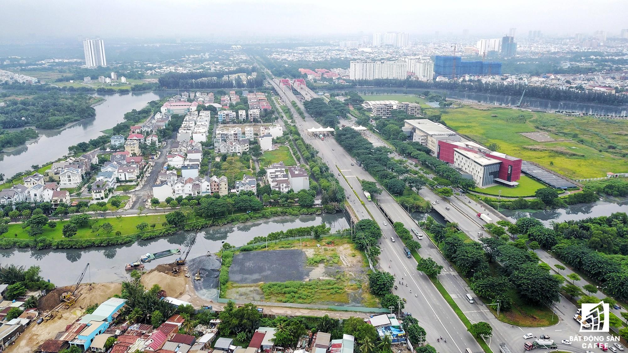 Toàn cảnh đại lộ tỷ đô đã tạo nên một thị trường bất động sản rất riêng cho khu Nam Sài Gòn - Ảnh 22.