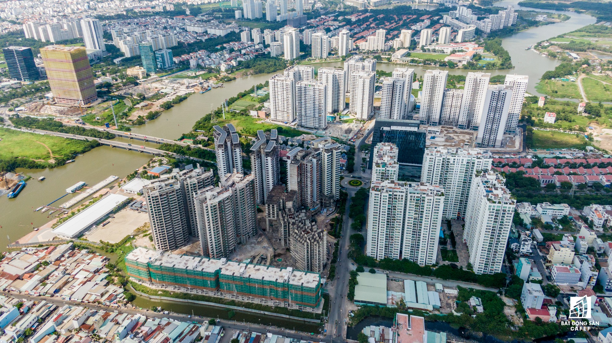 Toàn cảnh đại lộ tỷ đô đã tạo nên một thị trường bất động sản rất riêng cho khu Nam Sài Gòn - Ảnh 24.