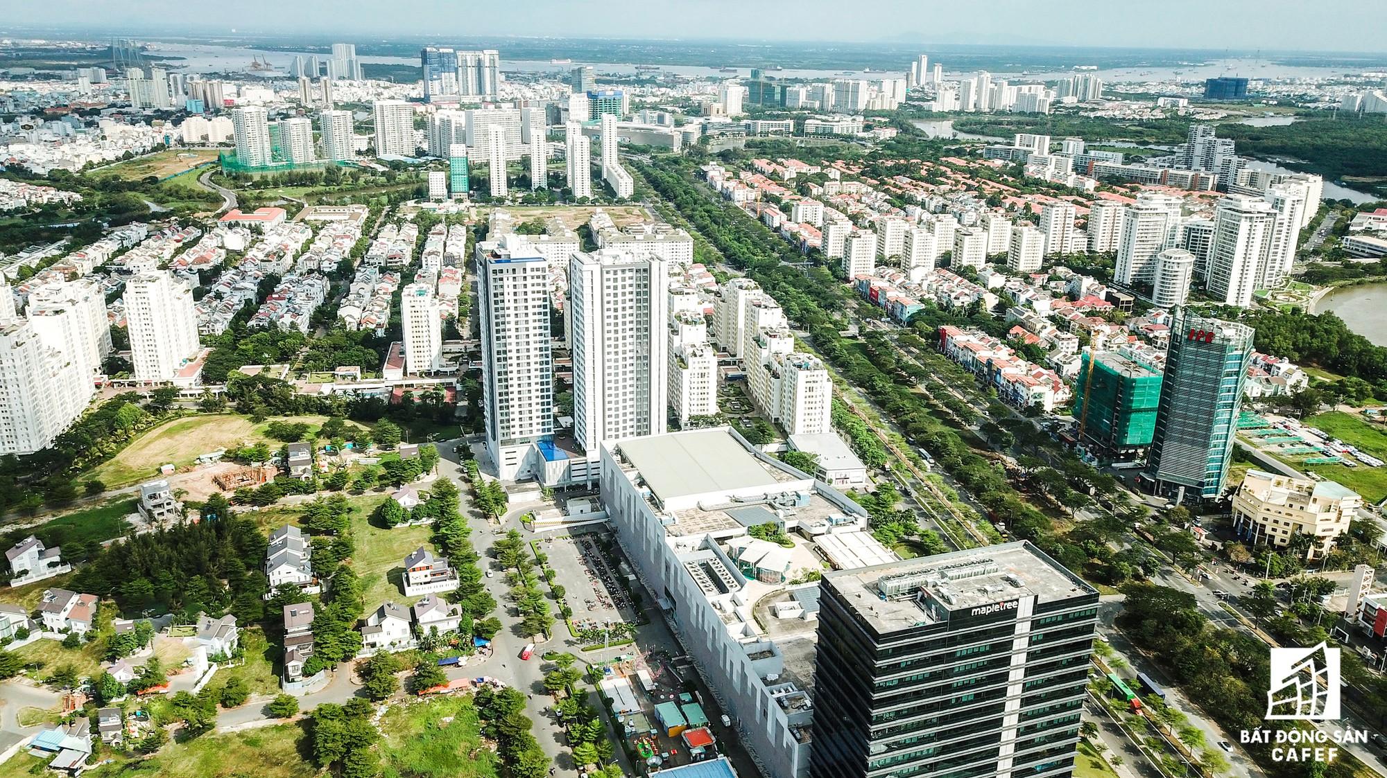 Toàn cảnh đại lộ tỷ đô đã tạo nên một thị trường bất động sản rất riêng cho khu Nam Sài Gòn - Ảnh 7.