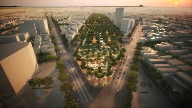 Hình hài Công viên 23-9 qua hai thiết kế đoạt giải - Ảnh 9.