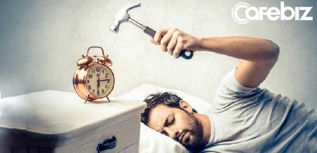 Cách thức giấc buổi sáng quyết định tương lai của bạn: Ngủ nướng, coi chuông báo thức như một kiểu nhạc ru ngủ, bị ép mới dậy thì đương nhiên cuộc đời thất bại! - Ảnh 2.