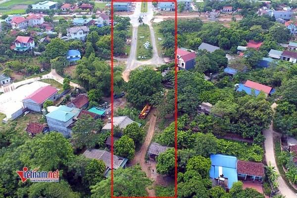 Diễn biến mới vụ đường 2km làm 13 năm chưa xong ở Vĩnh Phúc - Ảnh 2.