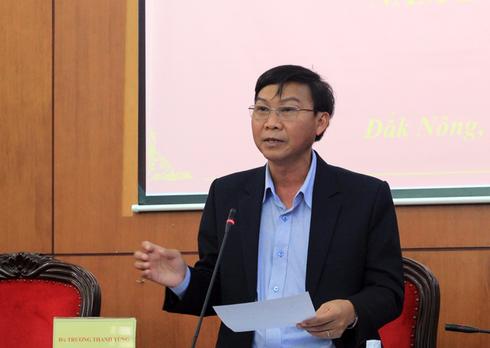 Thủ tướng kỷ luật 2 lãnh đạo tỉnh Đắk Nông - Ảnh 2.