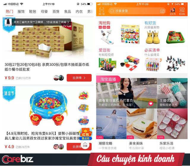 """Mô hình mua chung """"thần thánh"""" của Pinduoduo, biến người dùng thành nhân viên sale, 4 năm lập nên đế chế 39 tỷ USD, khiến cả Alibaba và JD khiếp sợ - Ảnh 1."""