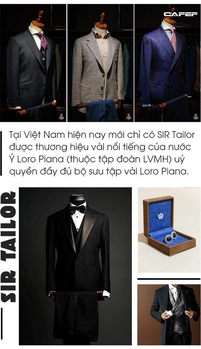 Bí quyết của SIR Tailor: Mỗi tháng may không quá 35-40 bộ suit để giữ chất lượng, mở showroom tại Đức và bắt tay với người khổng lồ Patek Philippe tại Thái Lan - Ảnh 4.
