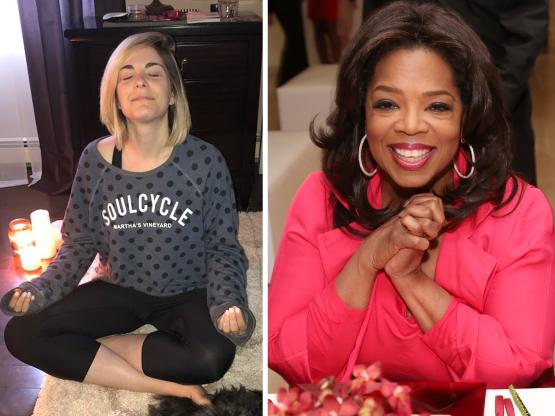 Tập duy trì thói quen buổi sáng của Oprah Winfrey trong 1 tuần, tôi nhận ra sống lành mạnh không hề dễ dàng: Nhưng hiệu quả rất đáng để thử! - Ảnh 7.